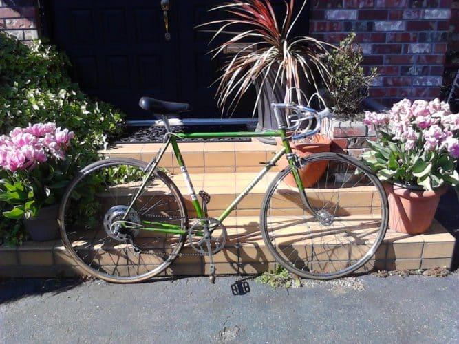 Vintage Bicycle Restoration   Finding a Gem   Bike Smarts