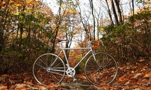 Restored Vintage Bicycle