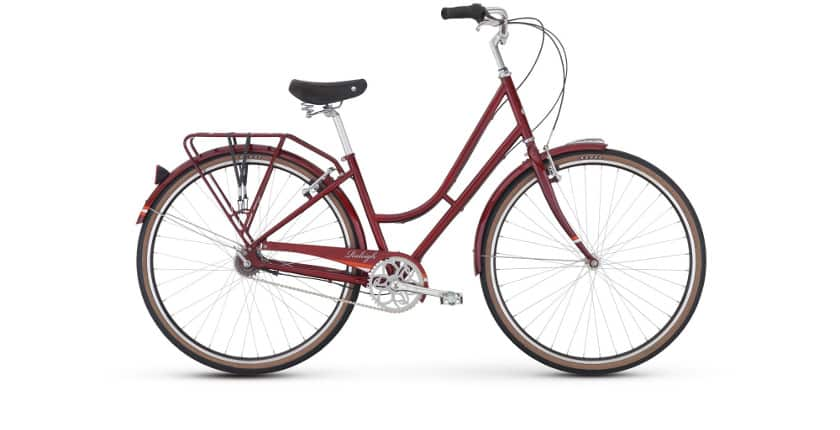 Raleigh Prim Classic Vintage 3-Speed City Bike