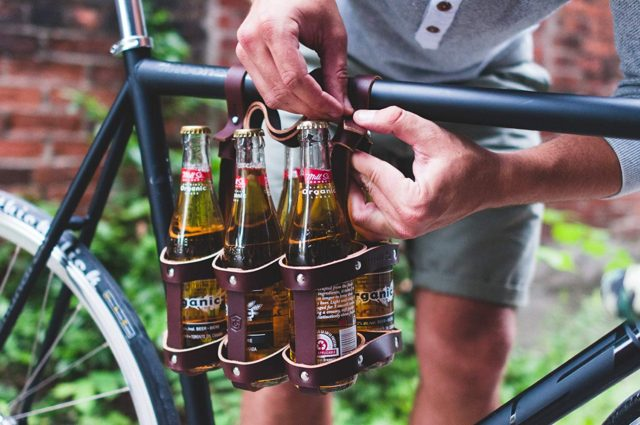 Fyxation 6-pack bottle carrier