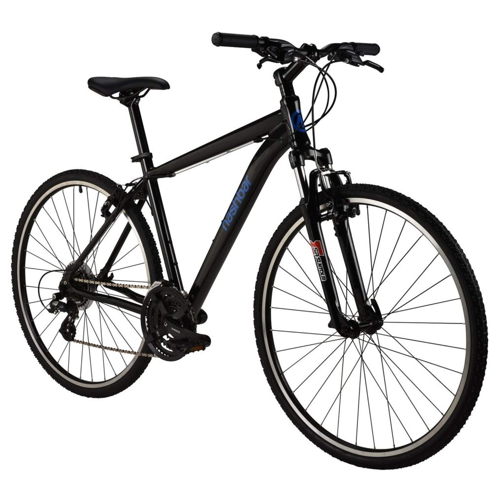 Nashbar dual sport hybrid bicycle
