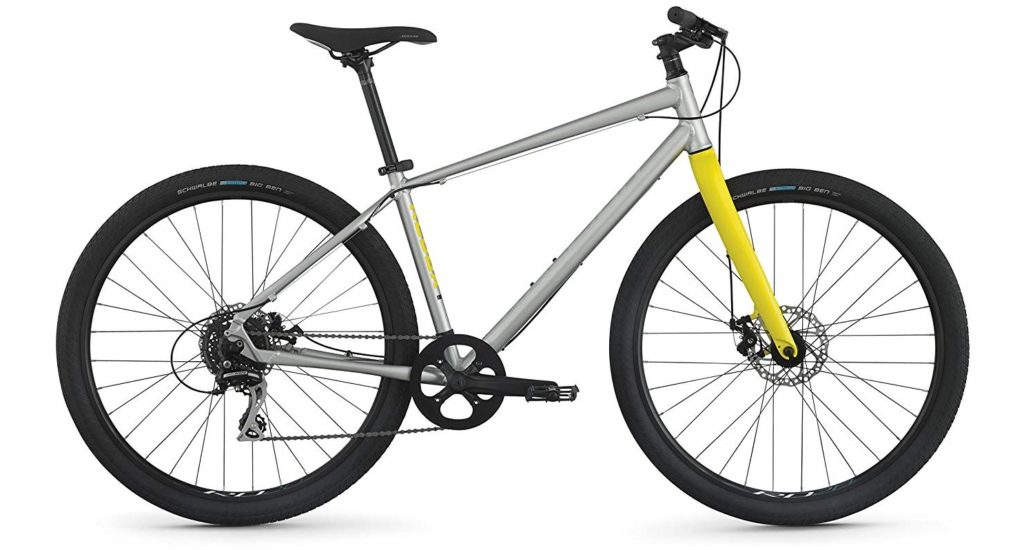 Raleigh Redux urban bicycle