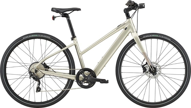 Cannondale Quick Neo SL 1 Remixte Electric Bike