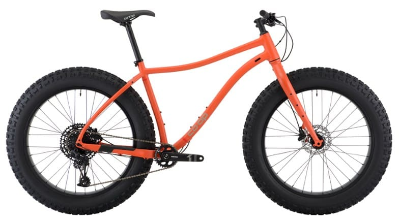 Co-op Cycles DRT 4.1 Fat-Tire Bike