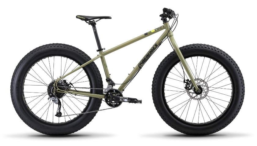 Diamondback El Oso Uno Fat Bike Hardtail