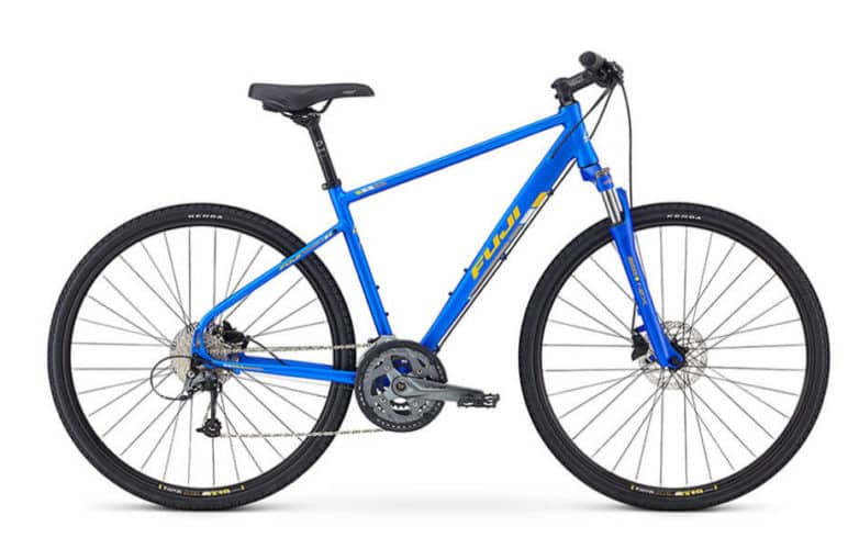 cac27454e82 3) Fuji Traverse: A fantastic sport hybrid bike for well under $500