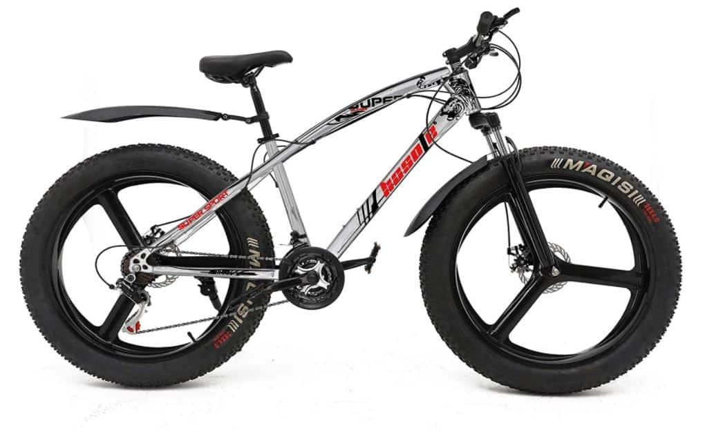 Hosote Fat Tire Bike for Men