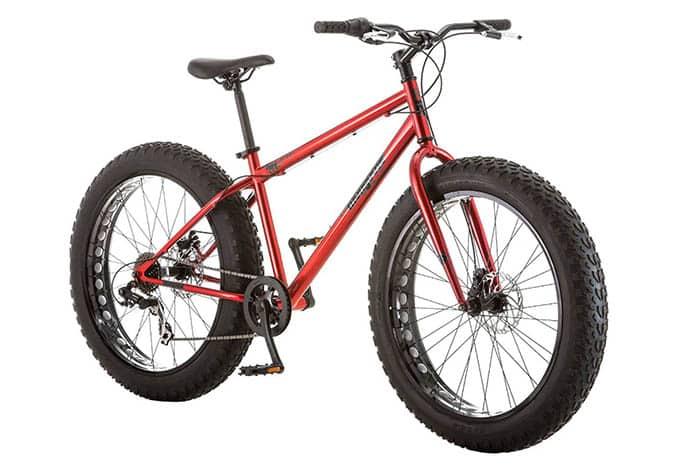 Mongoose Hitch Men's All-Terrain FatTire Mountain Bike