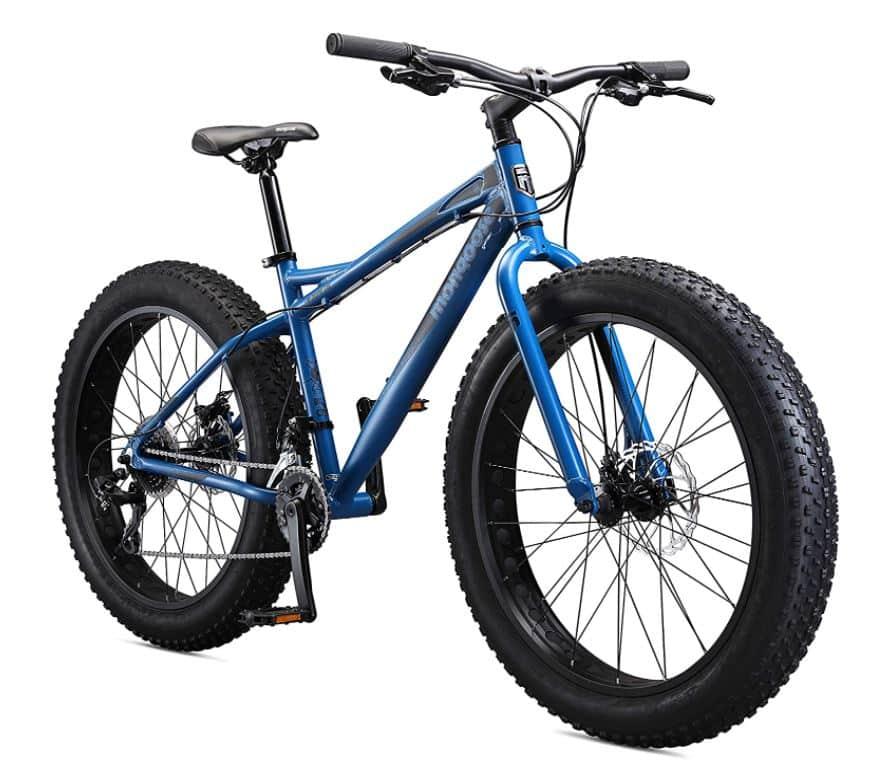 Mongoose Juneau 26-Inch Fat Tire Bike