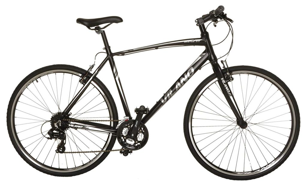 Vilano Diverse Performance Hybrid Fitness Bike 700c