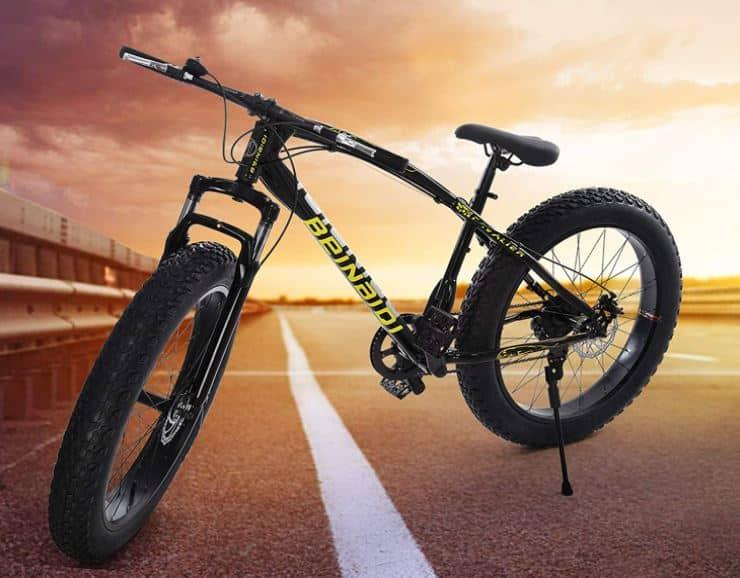 YaYiYa Fat Tire Mountain Bike