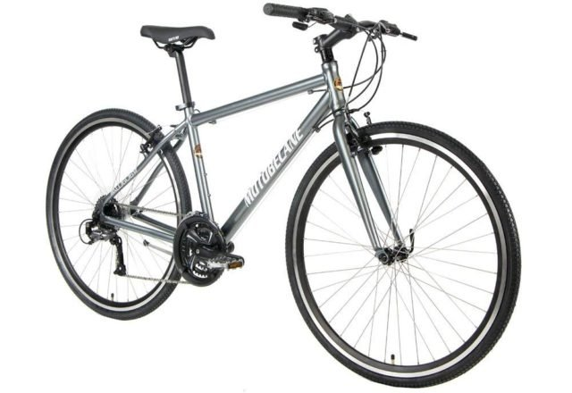 ebee2f94405 1) Motobecane Cafe Latte: A sub-$500 performance hybrid bike with upside