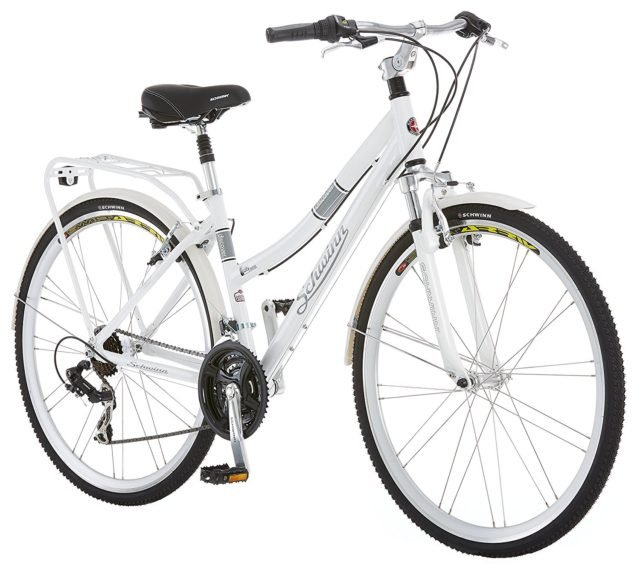 45a7c15ac53 8) Schwinn Discover: A basic and cheap comfort hybrid bicycle