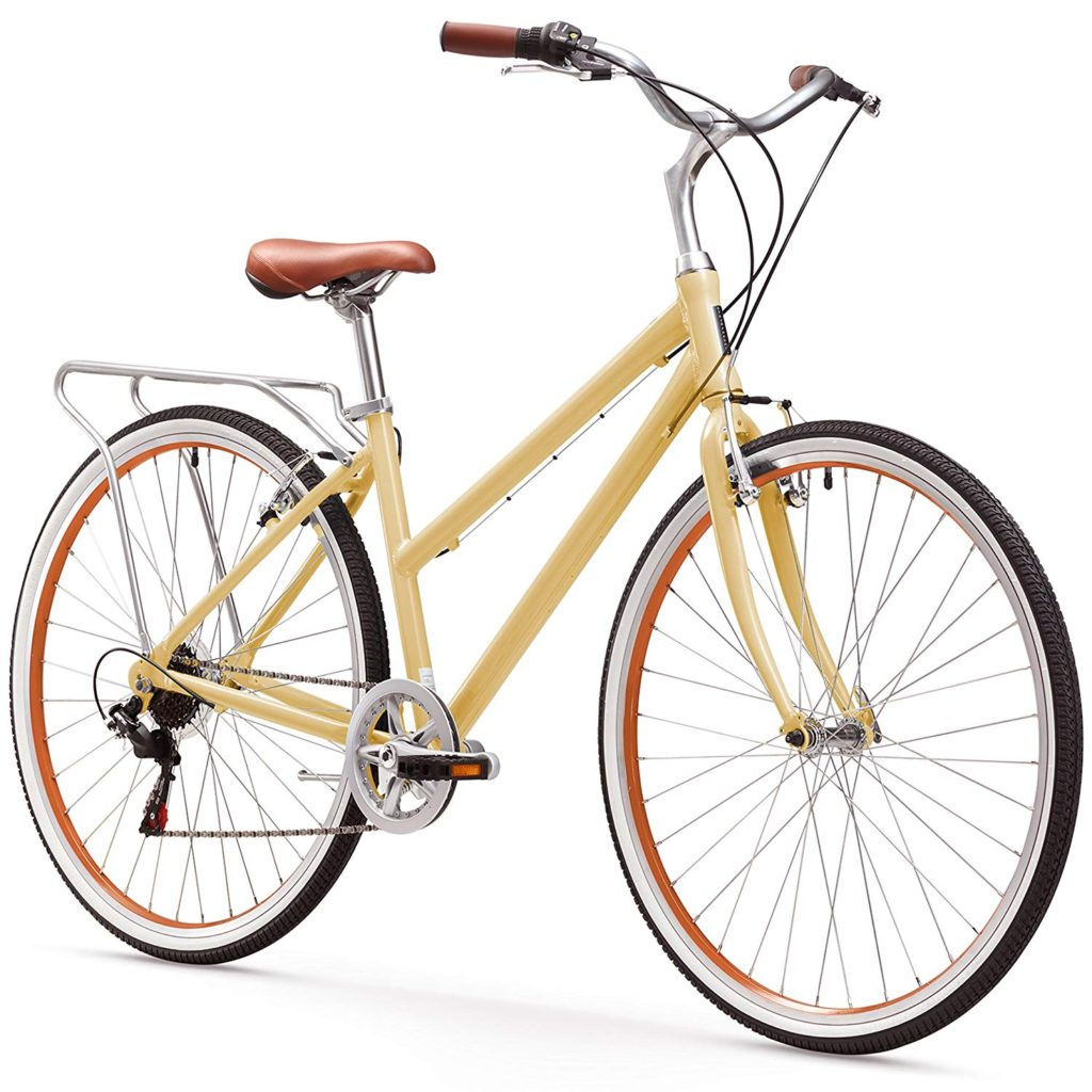 Explore Your Range Hybrid Commuter Bicycle