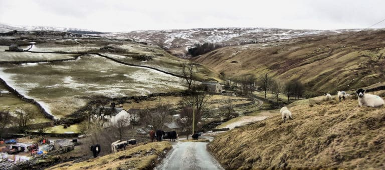 Top Cycling Climbs In The Yorkshire Dales