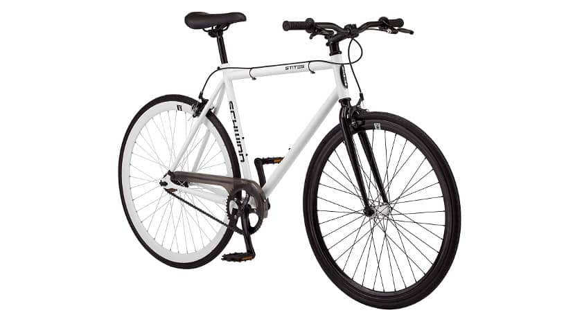Schwinn Stites Fixed Gear Bike Featuring Steel Frame Urban