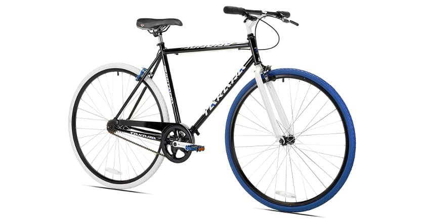 Takara Sugiyama 700c Flat Bar Fixie Bike