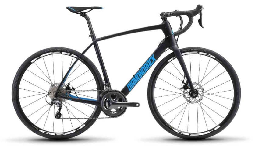 Diamondback Century 4 Affordable Carbon Road Bike