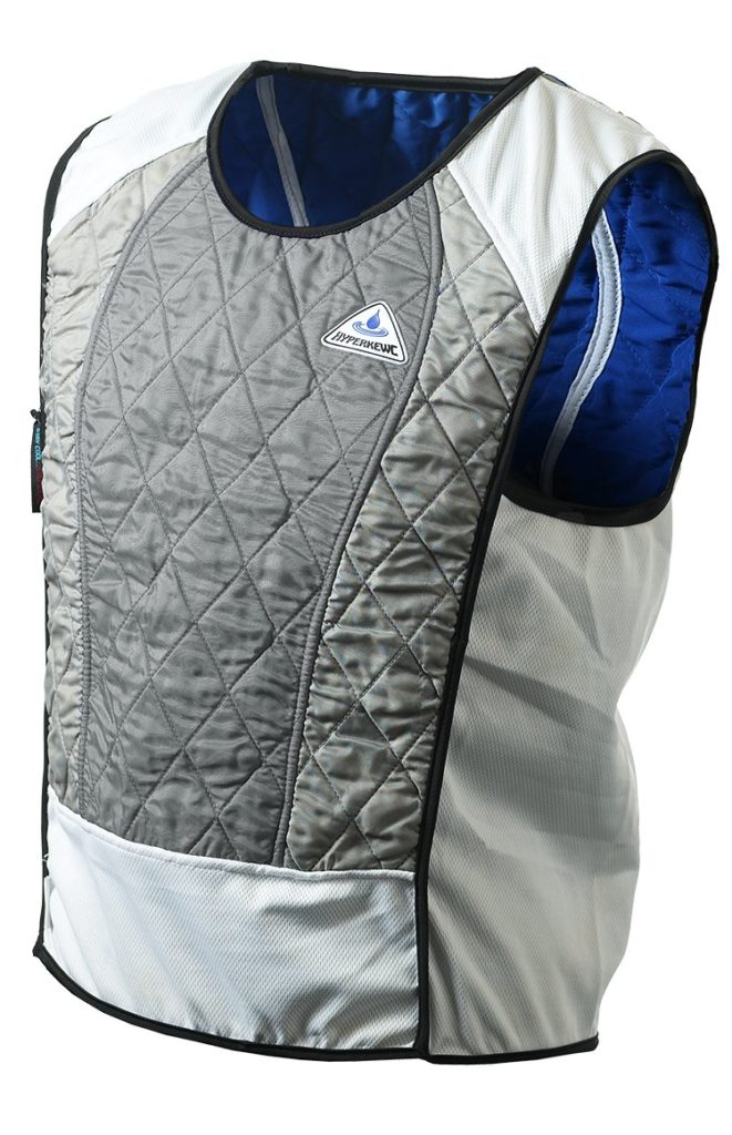 Cooling Vest for Cycling Bicycle Races Pre-Cooling