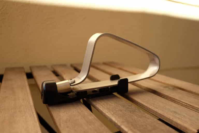 TiGr Mini Reviewed: The best ultra-lightweight U-lock alternative?