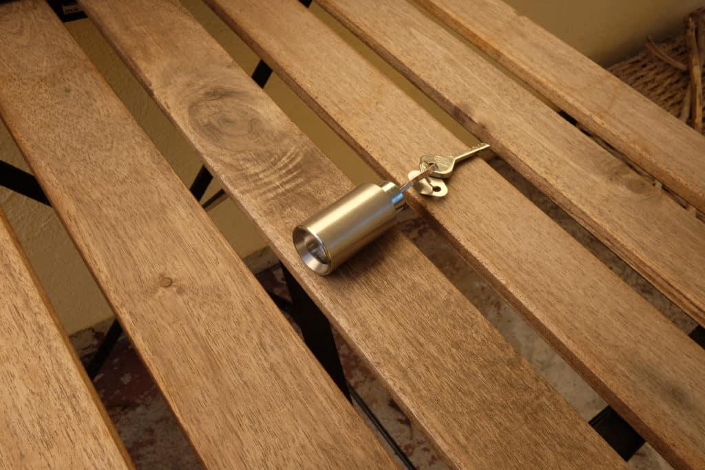 TiGr Mini lock cylinder