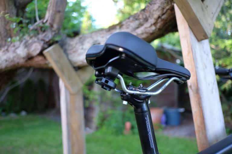 RideOut Challenger: Most Comfortable Mountain Bike Saddle Ever?