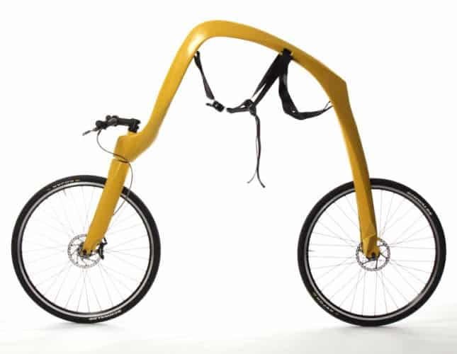 Fliz Bizarre Bicycle Concept