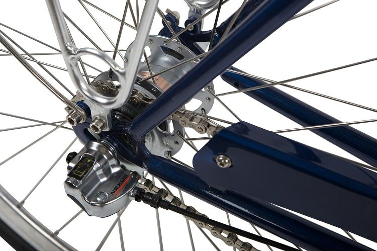 Cruiser Bike With 3 Speed