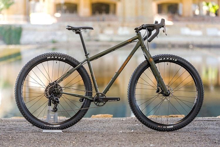 Salsa Bike