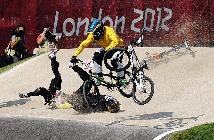 BMX Crash
