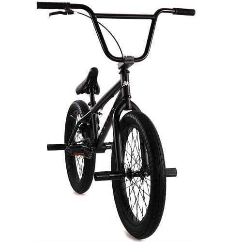Elite BMX Bicycle The Stealth Freestyle Bike