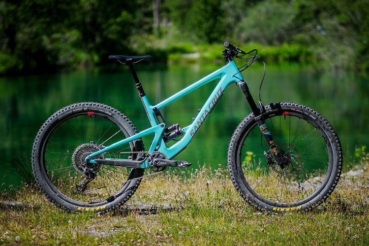 Sant Cruz Bike
