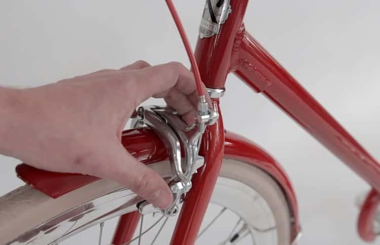 Cruiser Bike Handbrake