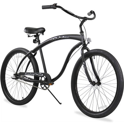 Firmstrong Bruiser Man Seven Speed Beach Cruiser Bicycle