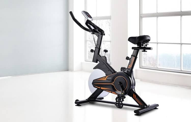 Modern Indoor Spin Bike