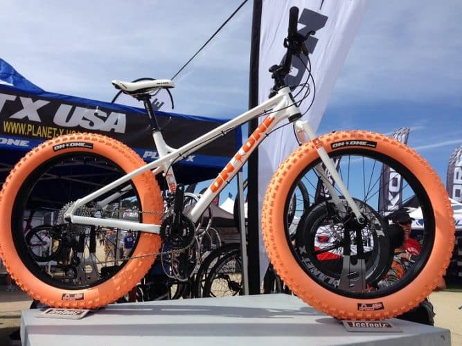 Advancements in Fat Bike Design