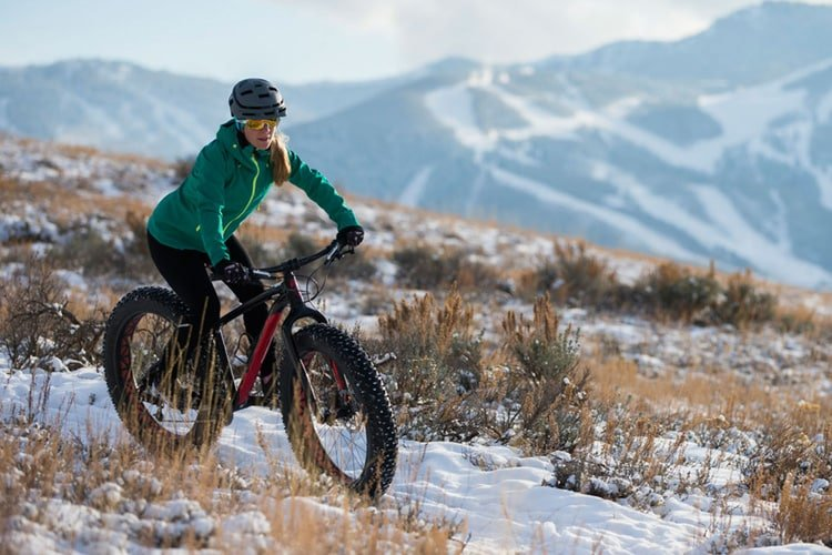 Alaska Fat Biking