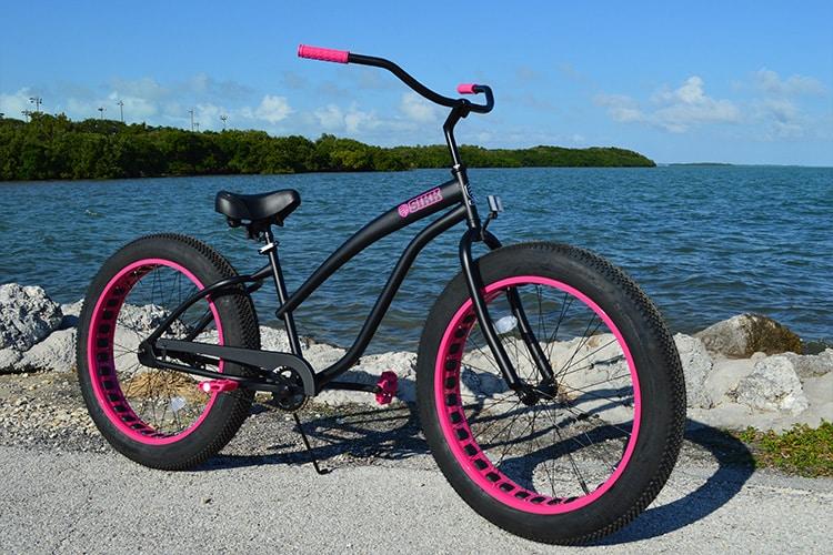 Cruiser Bike Fat Profile
