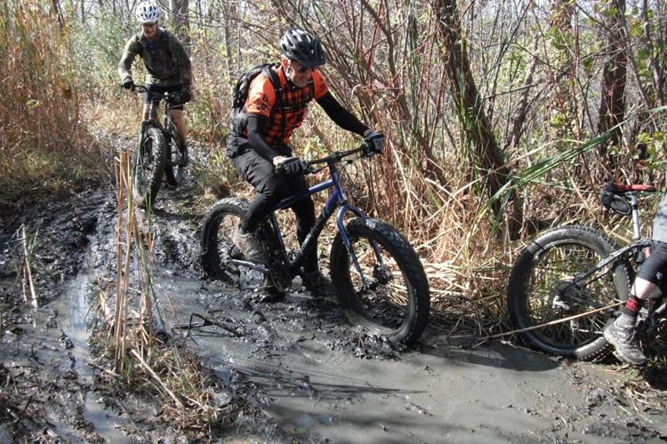 Mud Fat Bike Tire