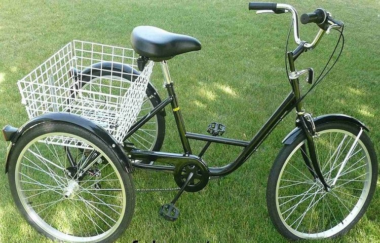 Why adult 3-wheeled bicycles are growing in popularity
