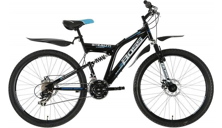 Boss Stealth G18.5 Mens' Bike