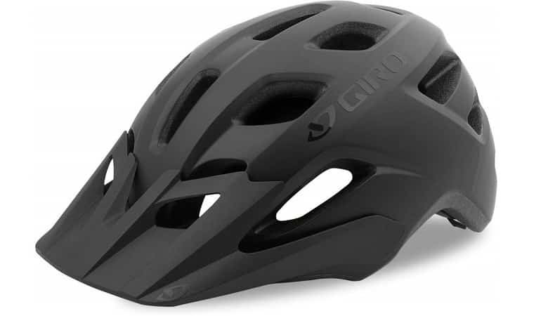 Giro Fixture MIPS Bike Helmet - Matte Black, One Size