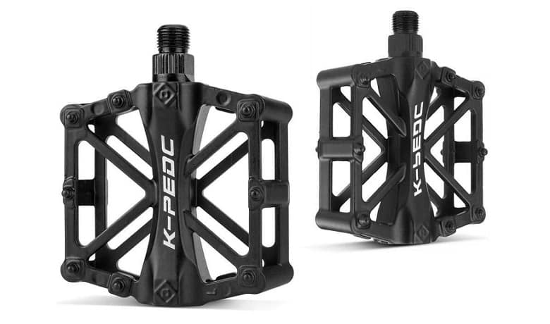 GPMTER Bike Pedals 9/16 for MTB Review