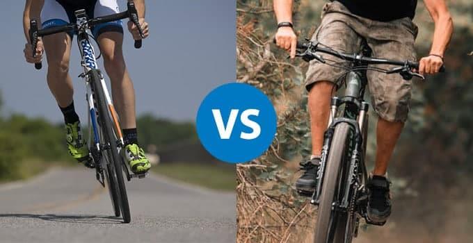 Road vs MTB