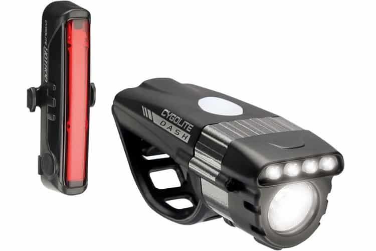 Cygolite Dash Pro 600 / Hotrod 50 Bike Light Set
