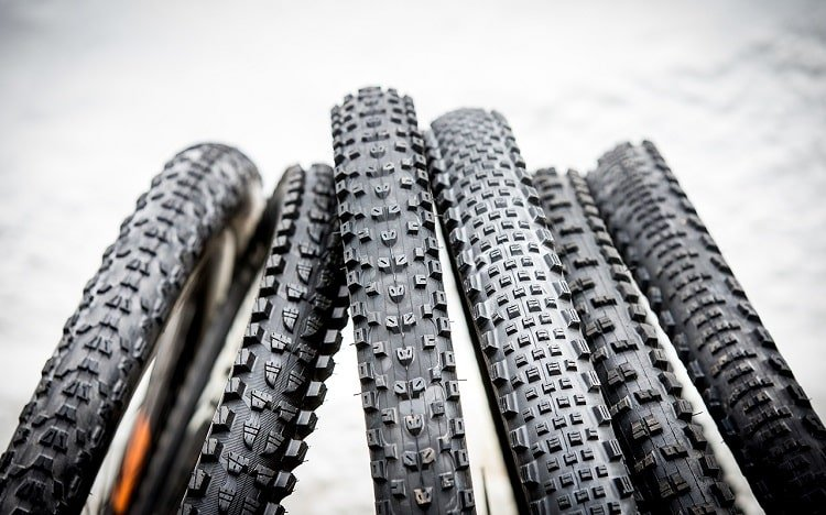 Different MTB Tires