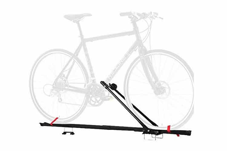 CyclingDeal 1 Bike Car Roof Mount Rooftop Carrier Rack