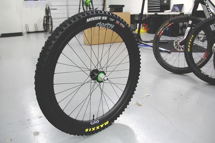 MTB Wide Tire
