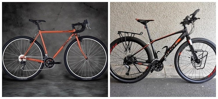 Surly Cross-Check Vs. Giant ToughRoad SLR 2