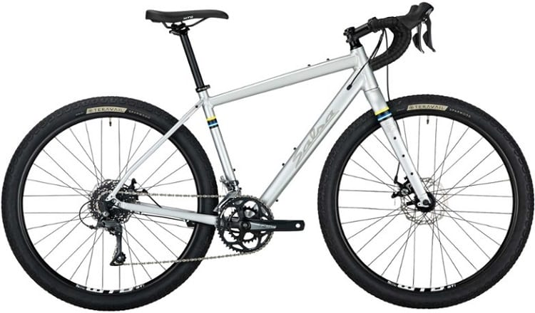 Salsa Journeyman Claris 650 Bike
